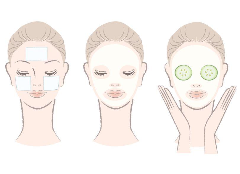 化粧崩れを防ぐプラスワンの朝のスキンケア
