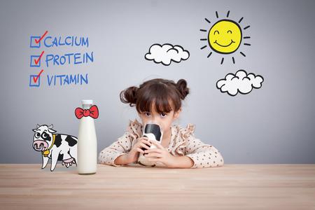成長期の子供は想像以上のカルシウムを必要としている現実